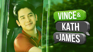 Vince and Kath and James