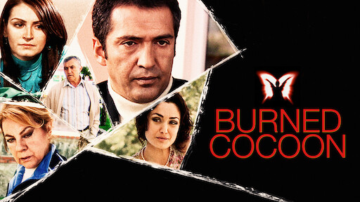 Burned Cocoon